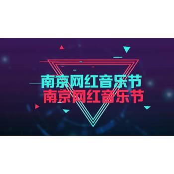 南京抖音网红音乐节活动方案pdf